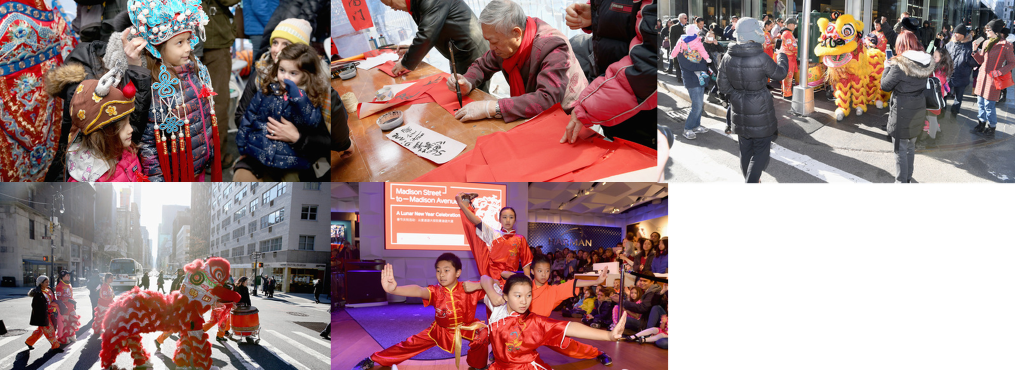 Madison Street to Madison Avenue: A Lunar New Year Celebration!