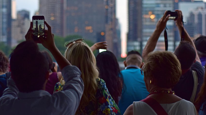Join to celebrate Manhattanhenge on July 12th!